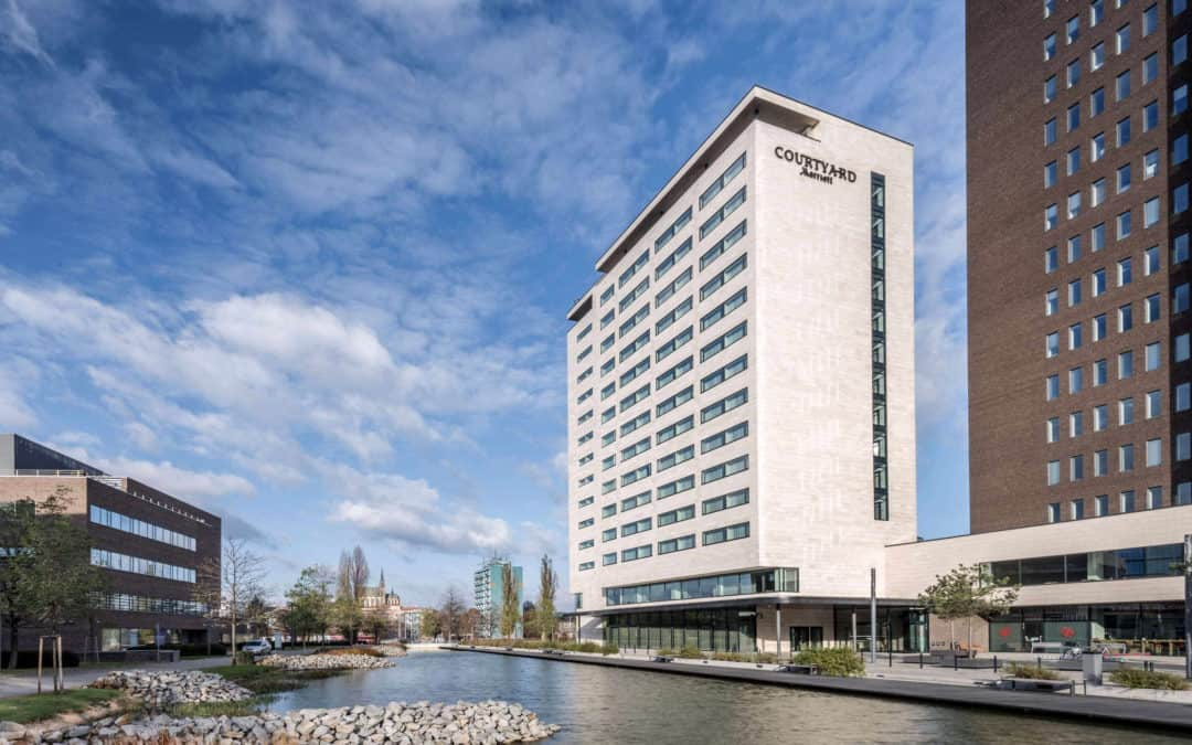 Courtyard by Marriott Brno Grand opening