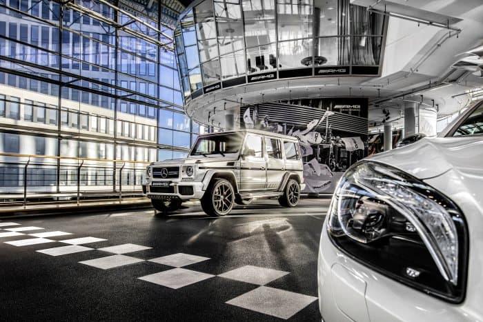 AMG Performance Center v Brně! KPA připravuje nezapomenutelný event pro Hošek Motors!