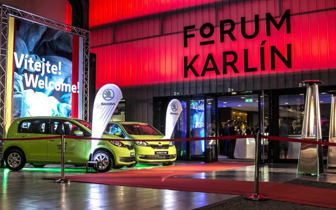 Forum Karlín hostilo E.ON ENERGY GLOBE AWARD 2017