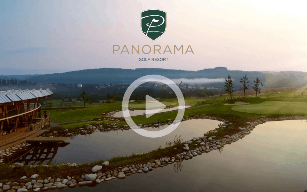 Televizní kampaň pro Panorama golf resort Kácov odstartovala