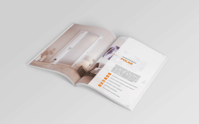 New product catalogue of Solodoor Doors & Doorcases