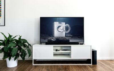 Televizní kampaň pro Miele mířila do černého