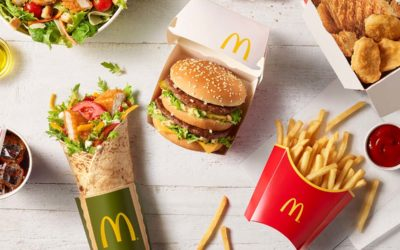 McDonald'svportfoliu klientů KPA ONE